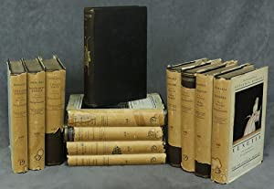 The Bradenham Edition of the Novels and Tales of Benjamin Disraeli, complete in 12 volumes: I. ...