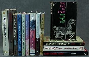 Group of 16 books by Merrill Joan: Gerber, Merrill Joan