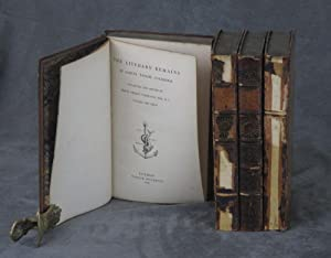 The Literary Remains of Samuel Taylor Coleridge,: Coleridge, Samuel Taylor;