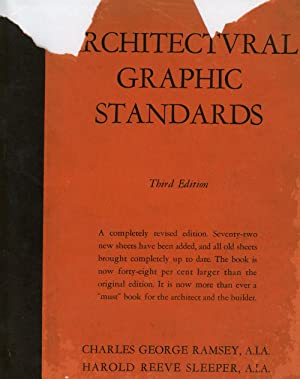 Architectural Graphic Standards for Architects, Engineers, Decorators, Builders, and Draftsmen: ...