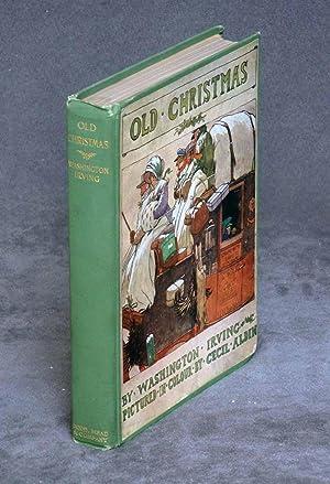 Old Christmas: Irving, Washington; Illustrated