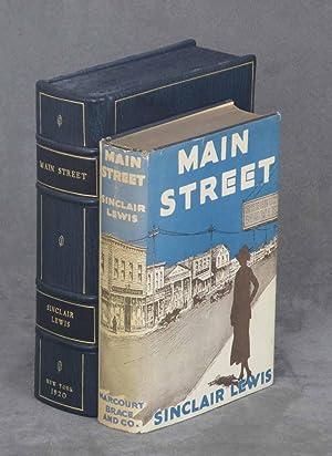 Main Street: The Story of Carol Kennicott: Lewis, Sinclair