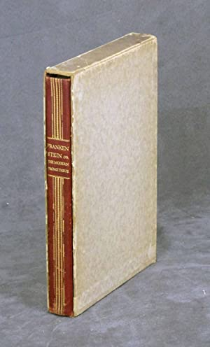 Frankenstein: Or the Modern Prometheus: Shelley, Mary Wollstonecraft;