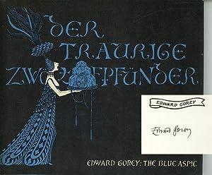 The Blue Aspic (Der Traurige Zwölfpfünder)--SIGNED: Gorey, Edward