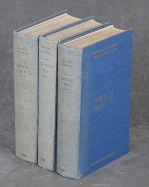 Greece, Geographical Handbook Series, 3 vols.--Volume I: Physical Geography History Administratio...