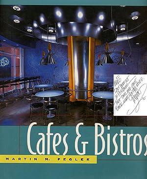 Cafes & Bistros: Pegler, Martin M.