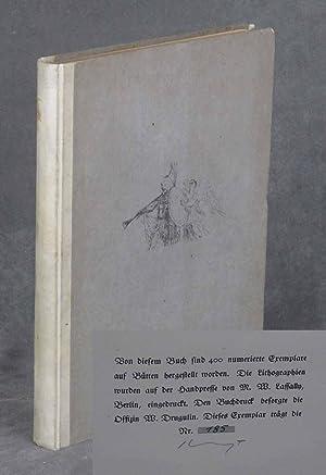 Die Tapferen Zehntauscend (10,000). mit federzeichnungen von: Witt, C.; Max