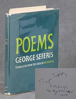 Poems: Seferis, George; Translated