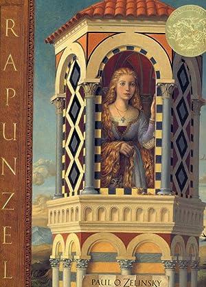 Rapunzel (SIGNED): Paul O. Zelinsky