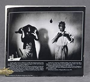 Gypsies: Josef Koudelka; Willy Guy (aftrwd.)
