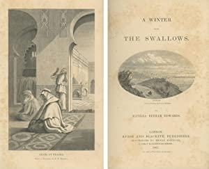 A Winter with The Swallows: Edwards, Matilda Betham