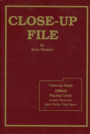 Close-Up File: Mentzer, Jerry; Richard