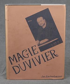 Magic Duvivier: Racherbaumer, Jon; Illustrated
