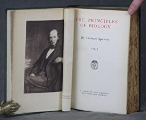 Synthetic Philosophy of Herbert Spencer, in 15 volumes plus An Autobiography in 2 volumes -- ...