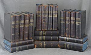 20 volumes of National Monetary Commission Publications: Aldrich, Nelson, Samuel