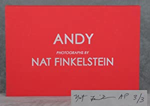 Andy Warhol: A Portfolio of Four Original: Finkelstein, Nat (Andy