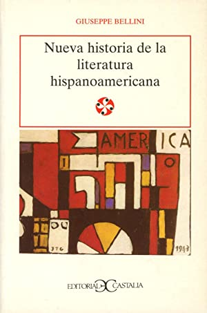 Nueva Historia de La Literatura Hispanoamericana; Literatura: Bellini, Giuseppe