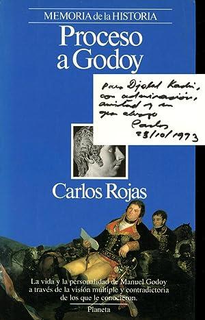 Proceso a Godoy: Rojas, Carlos