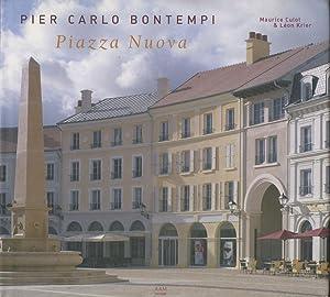 Piazza Nuova: Place de Toscane, Val d'Europe,: Bontempi, Pier Carlo;