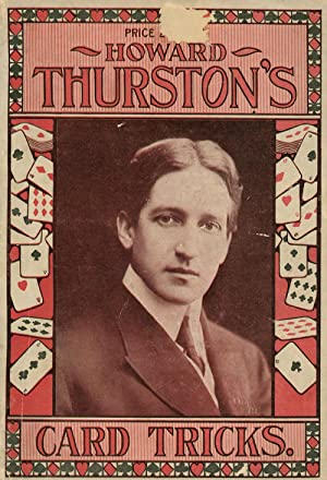 Howard Thurston's Card Tricks, Being a Fin: Thurston, Howard