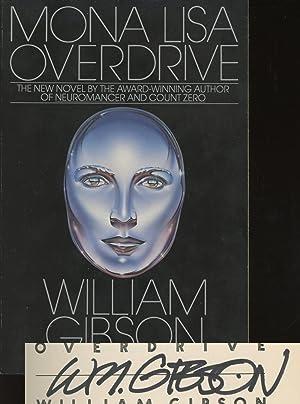 Mona Lisa Overdrive -- Advance Reading Copy,: Gibson, William