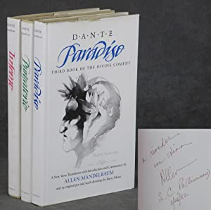 The Divine Comedy of Dante Alighieri, 3: Alighieri, Dante; Alan