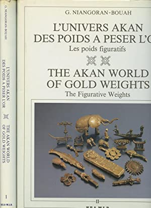 L'Univers Akan des Poids a Peser l'Or: Niangoran-Bouah, G.