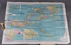 Rand McNally & Co.'s Map of Philippine Islands