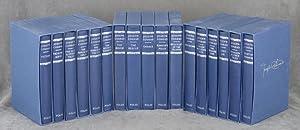 Complete Set in 17 volumes of the: Conrad, Joseph