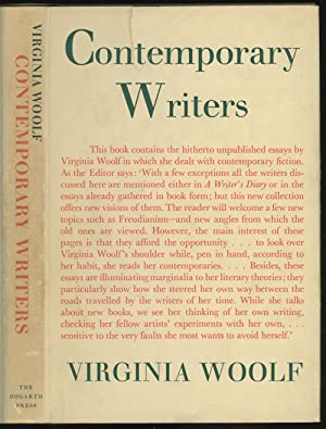 Contemporary Writers: Woolf, Virginia; Guiguet,