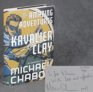 The Amazing Adventures of Kavalier & Clay,: Chabon, Michael