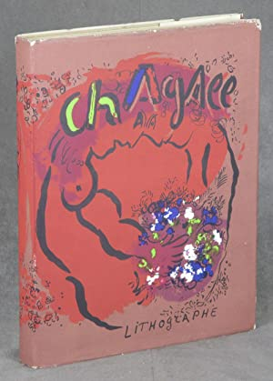 Chagall: Lithographe: Chagall, Marc; Caine,