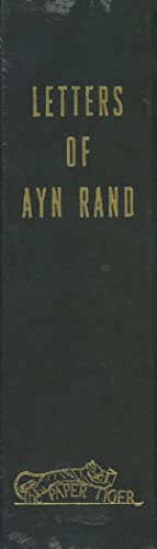 Letters of Ayn Rand -- Deluxe Edition: Rand, Ayn; Berliner,
