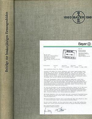Beitrage zur Hundertjahrigen Firmengeschichte, 1863-1963: Hansen, K. W.