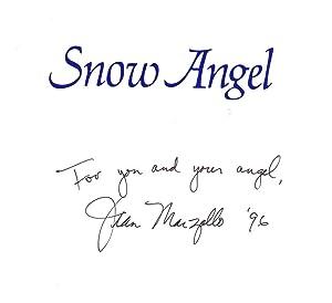 Snow Angel, Signed by Jean Marzollo: Marzollo, Jean; Jacqueline