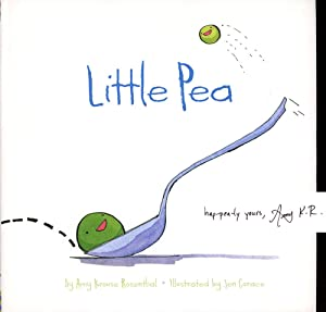 Little Pea: Rosenthal, Amy Krouse;