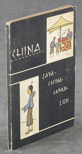 Het Geheimzinnige China, gefotographeerd en beschreven; Mysterious: Thorbecke, Ellen, sketches