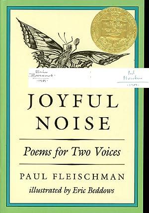 Joyful Noise: Poems for Two Voices; A: Fleischman, Paul; Eric