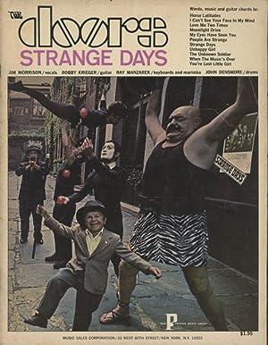 The Doors: Strange Days: Leo Alfassy; John
