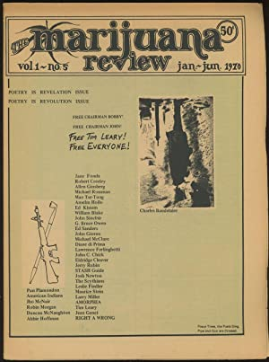 The Marijuana Review, Number 5, January-June, 1970: Aldrich, Mike and