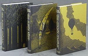 His Dark Materials: 3 vols.--The Golden Compass,: Pullman, Philip; Peter