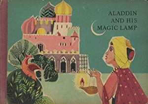 Aladdin and His Magic Lamp (Pop-Up Book): n/a