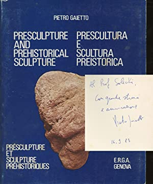 Presculpture and prehistorical sculpture / Prescultura e Scultura Preistorica / Presculpture et S...