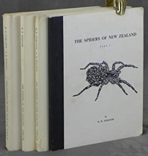 The Spiders of New Zealand, 4 vols.--Part: Forster, R. R.;