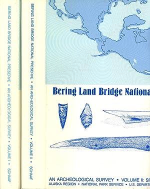 The Bering Land Bridge National Preserve: An: Schaaf, Jeanne; David