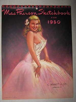 The MacPherson Sketchbook for 1950: MacPherson, Earl