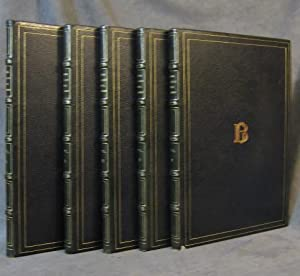 The Immortal Decameron, complete in 5 volumes: Boccaccio, Giovanni: Josef