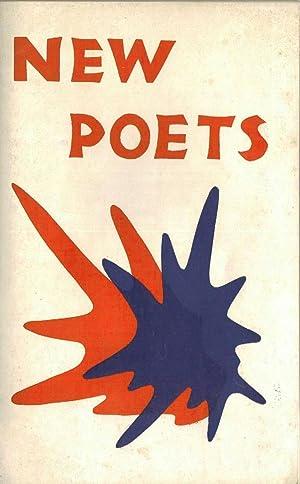 New Poets: Hanna, Charles (ed); W. Kinter (intro.); Frederick Busch; et. al