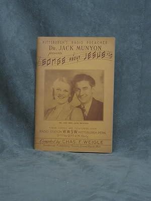 Pittsburgh's Radio Preacher Dr. Jack Munyon Presents: Munyon, Dr. Jack;