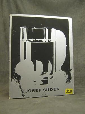 The Photographs of Josef Sudek -- A: Sudek, Josef; Tausk,